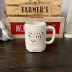 NWT Rae Dunn HOME Mug